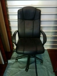 BLACK DESK CHAIR  Bel Air, 21014