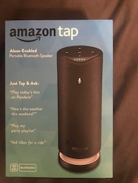 black Amazon Echo Dot box Woodbridge, 22192