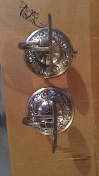 Pewter candle wall sconces Vaughan, L4K 3Z9
