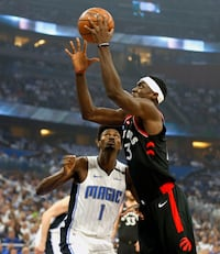 Toronto Raptors vs Orlando Magic  Toronto, M5J 2L2