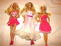 7 - 2009 BLOND BARBIES null