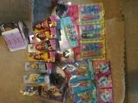 assorted-color toy pack lot 370 mi