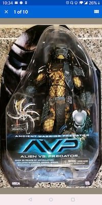 Neca Ancient warrior Predator series 15 Avp  Baltimore, 21213