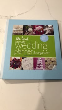 The Knot Wedding Planning & Organizer Book Los Angeles, 91306