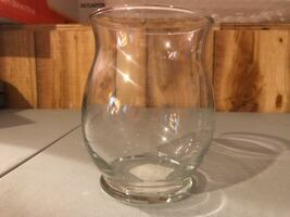 Glass vases for centerpieces