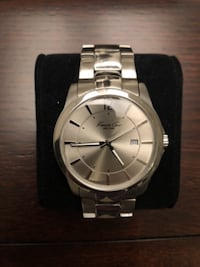 Kenneth Cole Stainless Steel Watch Fort Myers