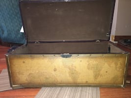 Vintage Storage Trunk/Chest