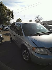 2001 Chrysler Town & Country Little Rock