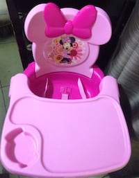 Disney Minnie Mouse Baby Chair
