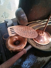 Copper kitchen  utensils Henderson