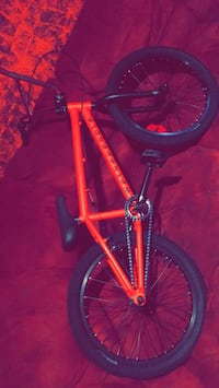 Red and black hardtail mountain bike Tyrone, 16686