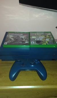Xbox one s color blue 500 gb Summerville, 29485