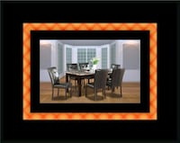 5pc dining table set with 4 chairs College Park, 20742