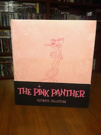 PİNK PANTHER ULTİMATE COLLECTİON 18 DVD BOX SET