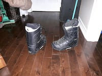 Forum Snowboard boots size 11 Whitby, L1M 1E4