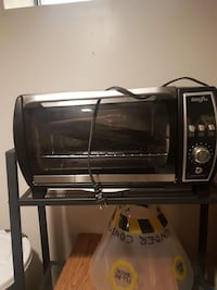 Good sized toaster oven