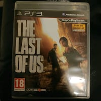 The Last Of Us PS3 Game Working Good Condition West Yorkshire, LS28 6HY