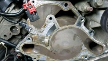 2011 Dodge RAM Hemi 5.7 water pump replacement