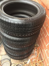 195 50 15 tires set of 4 31 km