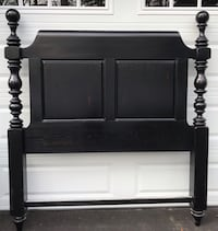 Queen headboard, footboard and side rails with frame   Newport News, 23606
