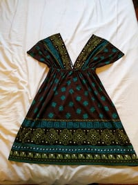 black and green dress Erie, 16504