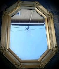 antique large mirror South Gate