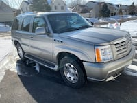 2002 Cadillac Escalade AWD Loves Park