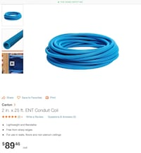 2in x 22ft ENT Conduit Coil Miami, 33126