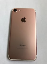iPhone 7 unlocked in Good Condition Vancouver