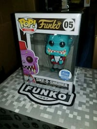 sike-o-shriner exclusive funko pop (FIRM PRICE) Toronto, M1L 2T3