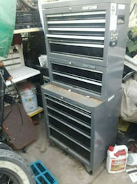 black and gray tool cabinet Bakersfield, 93308