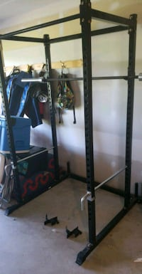 Squat rack and bench and bar Milford, 08848