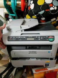 white Brother DCP multifunction printer Issaquah, 98029
