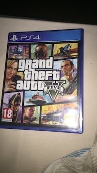 Mallette de jeu Grand Theft Auto Five PS4 Villers-Sire-Nicole, 59600