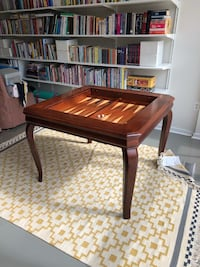 Dining Table converts to Game Table. Alexandria, 22307