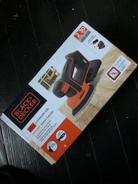 Black & Decker 20 volt sander College Park, 20740