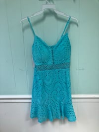 Beautiful ocean blue dress Fairfax, 22031