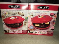 Mini cake pop and donut makers / mini cupcake maker London, N5V 1J4