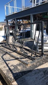 Bike rack for garage/carport Central Okanagan, V1X 6M8
