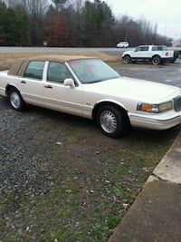 Lincoln - Continental - 1995 Beebe, 72012