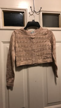 Size 7 girls sweater Gansevoort, 12831