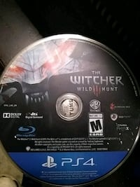 PS4 The Witcher 3 Wild Hunt Detroit Lakes, 56501