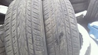 225 60 17 all weather tires for sale  Calgary, T2H 0R2