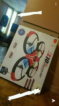 X10 Space Explorer (RC helicopter)  Brooklyn, 11208