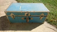 blue and gray chest box Bethesda, 20814