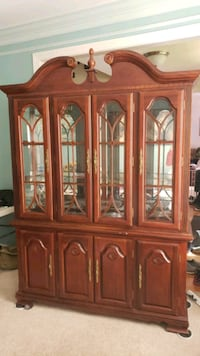 China Cabinet - Curb side pick up Chantilly, 20152