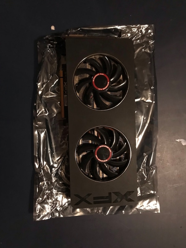 Radeon XFX R9 280x 3gb graphics card