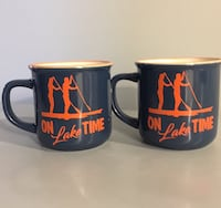 On lake time new mugs Barrie, L4M 2M4