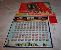 1948 Go To The Head of The Class Fifth Series board game Ocala