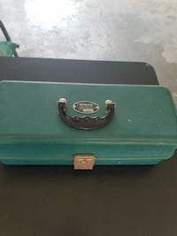 Vintage Umco Tackle Box
